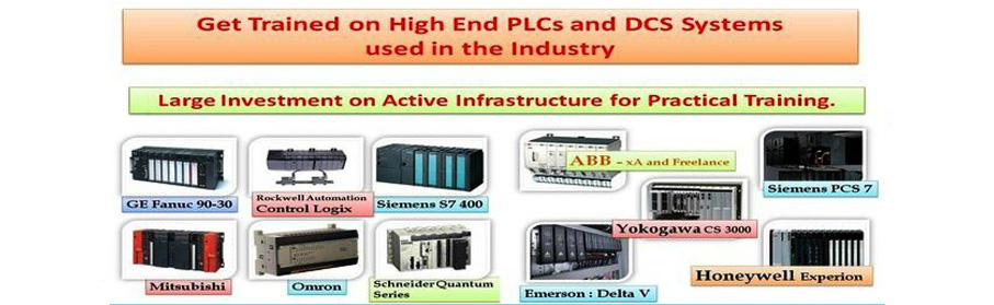 PLC Training, SCADA Training, DCS Training Courses, Plc Jobs